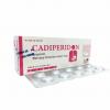 Cadiperidon (Hộp 6 vỉ x 10 viên nén)
