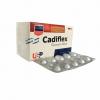 Cadiflex 500 (Hộp 10 vỉ x 10 viên nén bao phim)